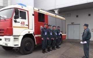Социальная помощь сотрудникам МЧС в России