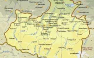 Пенсионное обеспечение для жителей Черкесска и Карачаево-Черкесской Республики