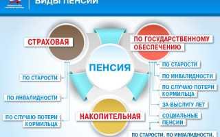 Какие пенсии относятся и считаются социальными в России