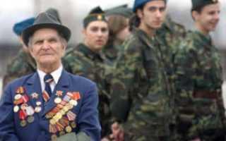 Пенсия ветеранов Великой Отечественной войны: размер, порядок оформления