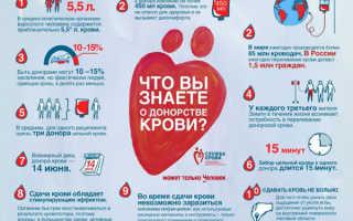 Сдача крови в Москве : адреса пунктов приема, цена и условия сдачи