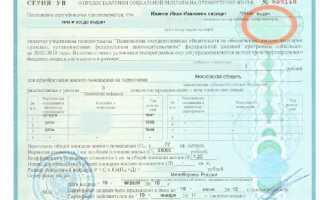 Как получить государственный сертификат на жилье