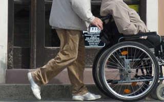 Пособие по уходу за ребенком-инвалидом